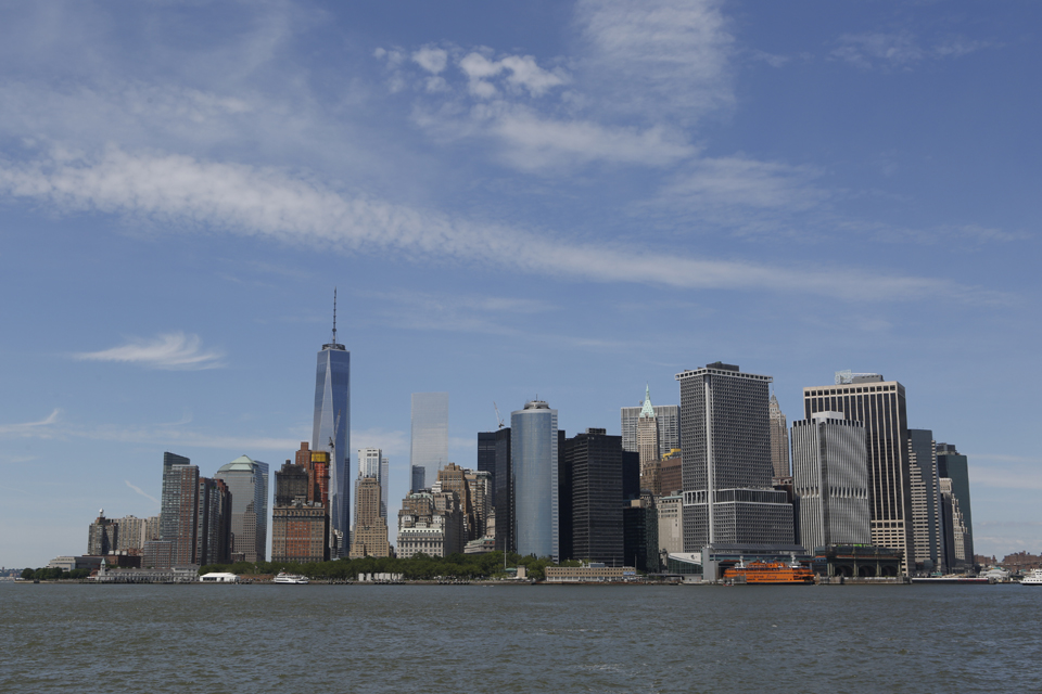 Governors Island, Financial District, Manhattan. Foto: Kate Glibksberg