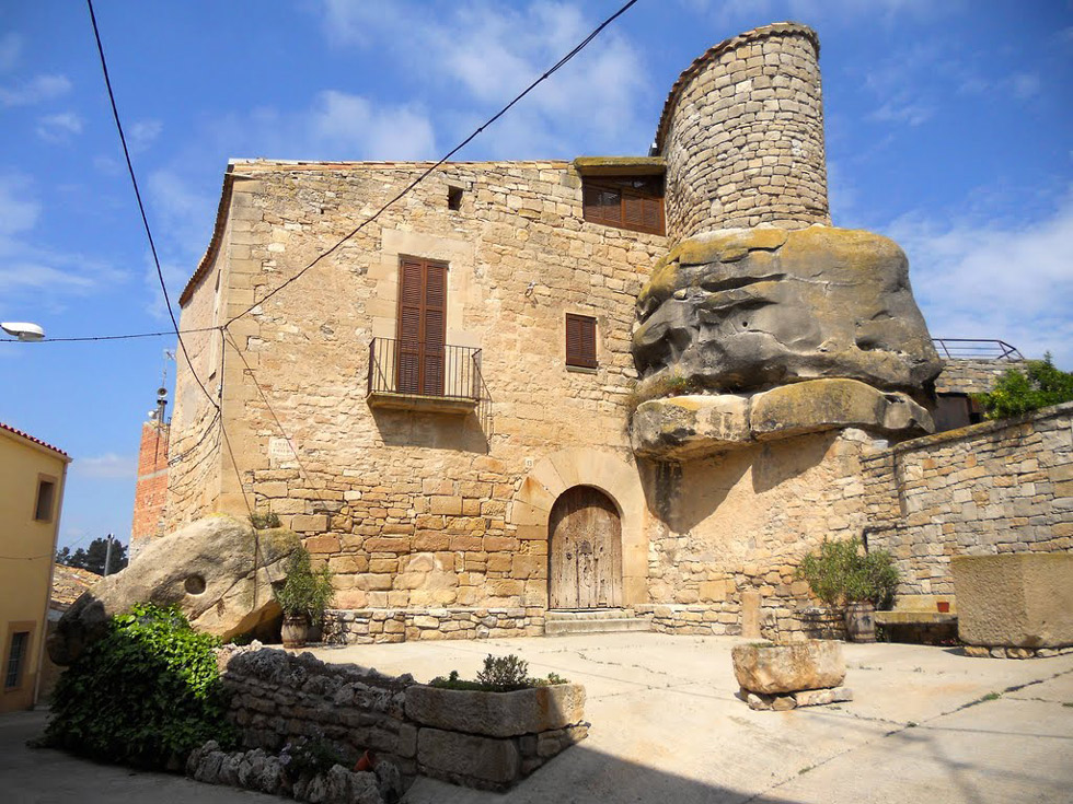 Castillo de Rocafort de Vallbona